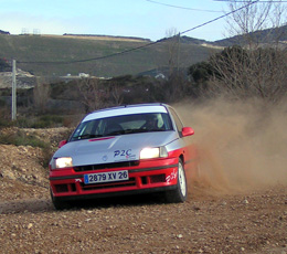 Stage de PIlotage Rallye Performance